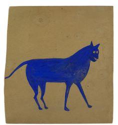 www.justfolk.com - Bill Traylor - Blue Cat