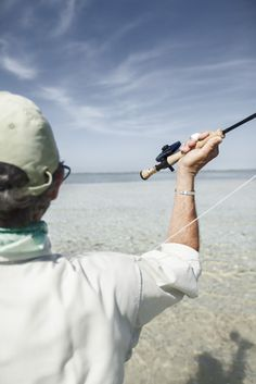 Bonefishing in Cuba  Photo by Eric Kiel