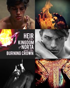 """I see a world on the edge of a blade. Without balance, it will fall. -Red Queen Tiberias """"Cal"""" Calore VII -Cal is my passion, the love I have for him is what keeps me reading… …repeatedly"""