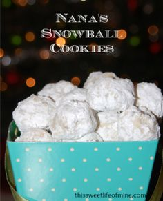 25 Christmas Cookie Recipes - Love, Pasta, and a Tool Belt