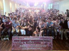 Twitter / yuka_masuda: ラジオ終わりましたー!亜美菜のこの世に小文字はいりま ... http://twitter.com/yuka_masuda/status/228072644552036352/photo/1