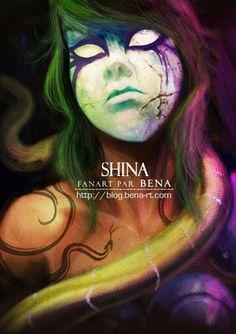 Shina by bena-rt