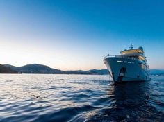 Superyacht NARVALO Joins Charter Fleet