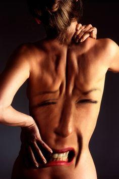Fibromialgia, una imagen de como se sienten estos pacientes