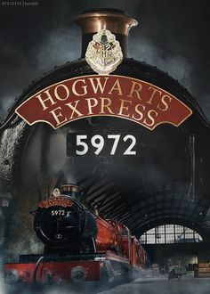 Harry Potter - Poudlard Express