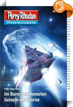 Planetenroman 59 + 60: Im Bann des Kometen / Geiseln der Sterne    ::  Die Geschichte der Menschheit ist eng mit der Person Perry Rhodan verknüpft. Oft steht er an den Mittelpunkten galaktischen Geschehens und muss seine Fertigkeiten zum Wohle seines Volkes einsetzen. So auch hier: Der Notruf eines Forschungskreuzers veranlasst Perry Rhodan, mit seinem Flaggschiff MARCO POLO nach dem Rechten zu sehen. Dabei werden die Terraner in einen Weltraumkrieg verwickelt, dessen Kontrahenten kein...
