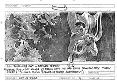 Superman-The Donner Years — Storyboards | CapedWonder Superman Imagery. Christopher Reeve Superman Photos, Images, Movies, Videos and More!