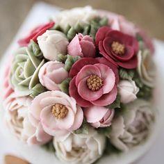 #그라데이션설기 와 #작약 블라썸 ~~ #앙금플라워떡케익 #앙금플라워떡케이크 #앙금플라워케이크 #flowercake #ricecake #꽃…
