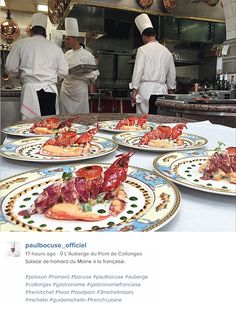 Great Instagram post from the Institut Paul Bocuse in Lyon, France / Sympathique post Instagram de l'Institut Paul Bocuse à Lyon, France https://instagram.com/p/2jSU5eq_oS/