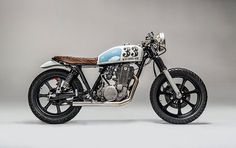 Yamaha SR500 Los Muertos Motorcycles