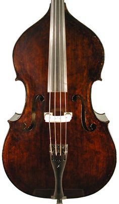 German Double Bass 3/4.circa 1800