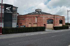 La ciudad crítica: The Roundhouse, patrimonio ferroviario en el Derby...