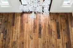 Reclaimed Wood Floors | Good Wood Nashville | www.goodwoodnashville.com