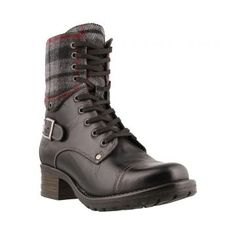 Sale: Shop The Latest Markdowns | Taos® Official Store | Taos Taos Boots, Black Plaid, Leather Cover, Leather Boots, Hiking Boots, Combat Boots, Footwear, Free Shipping, Noodle Salad