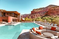 Die besten Hotels in Arizona - und den USA - The Chill Report Sedona Spa, Sedona Resort, Sedona Hotels, Sedona Arizona, Camping Resort, Enchantment Resort Arizona, Honeymoon Suite, Honeymoon Ideas, Romantic Weekend Getaways