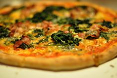 Pizza - Wikipedia, the free encyclopedia