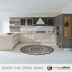 Ylenia by Aran Cucine | Kitchen collection, Drawers and Contemporary ...