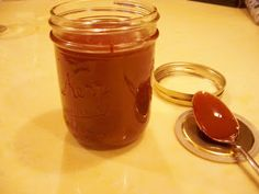 MysteryLoversKitchen.com Chocolate-Cabernet Sauce, recipe from author @LeslieBudewitz BUTTER OFF DEAD