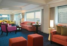 Make your getaway to Renaissance Boston Waterfront Hotel, a premier luxury destination located in Boston's vibrant Seaport District. Hotel Deals, Contemporary, Modern, Renaissance, Boston, Hospitality, Room, Hotels, Rum