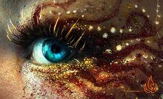 Firebender | 16 Amazingly Inspirational Artistic Eye Makeup by ...