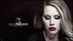 5 Uses of Ringlights with Melanie Anderson The ringlight I used for this article is an 18-inch constant with a gooseneck. The gooseneck is vital...