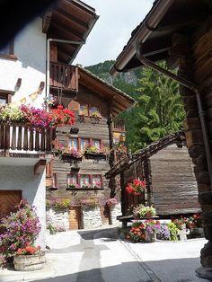 Arolla. Valais. Suisse - Schweiz - Switzerland.