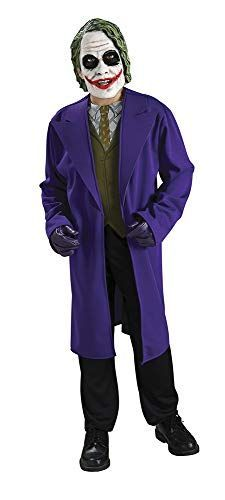 Perfect for Halloween trick or treating or every day dress up and pretend play! Other NANANANANAN BATMAN, BATMAN! Includes: Mask, jacket and printed shirt. Pants, shoes and gloves not included. This is an officially licensed Batman costume. Halloween Kostüm Joker, Knight Halloween, Boy Costumes, Movie Costumes, Halloween Costumes For Kids, Halloween Ideas, Costume Ideas, Western Costumes, Link Halloween