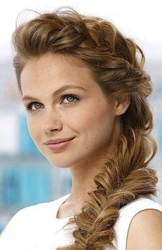 10. French to Fishtail - 38 Gorgeous Braids You've Got to Learn Now ... → Hair