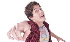 El divertido Alejandro Riaño podrá clasificarte como Chica E! Colombia 2013. ¿Estás lista?