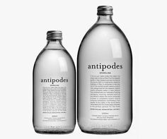 Stephen Cicala diseña Antipodes Water