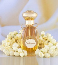Tubereuse Annick Goutal perfume - a fragrance for women 1984