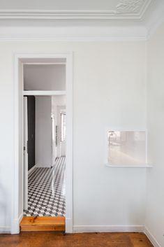 Architecture Details, Interior Architecture, Interior Design, Small Apartment Decorating, School Colors, Small Apartments, Kitchen Interior, Color Inspiration, Minimalism