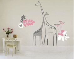 Wall decals by little lion studio