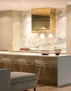 Kitchen Dreams. Interior Designer: Kelly DeckwithAyA Kitchens.