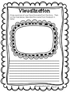 """Reading Literature Graphic Organizers for 3rd-5th Grade.  Aligned with Common Core Standards.  Buyers say, """"Love these graphic organizers.""""  $"""