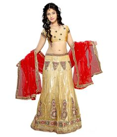 #snapdeal #snapdealoffers #snapdealcoupons #lehenga Vogue Era Beige Multi Boota Work Embroidred Net Brocade Lehanga in Rs.1299 (Lehengas Upto 90% Off) Shop @ http://snapdealoffer.co.in/womens.html