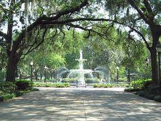 Visit Savannah Georgia