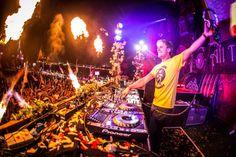 Don't miss Armin van Buuren TOMORROW in Johannesburg!!!