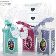 Easter Window Treat Boxes