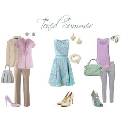 """""""Toned Summer"""" by sabira-amira on Polyvore"""