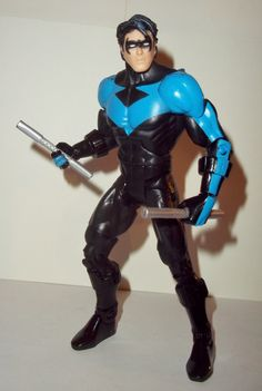 dc universe classics 6 inch NIGHTWING wave 3 solomon grundy complete batman robin mattel action figure for sale to buy