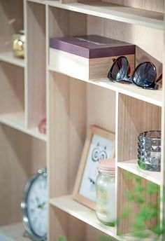 ILBRO vegghylle detaljer | Nordic Bohem | Skandinaviske hjem, nordisk design, Skandinavisk design, nordiske hjem, soverom, lyst soverom | JYSK