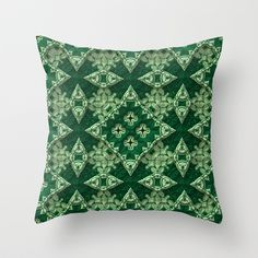 Old-Fashioned Throw Pillow