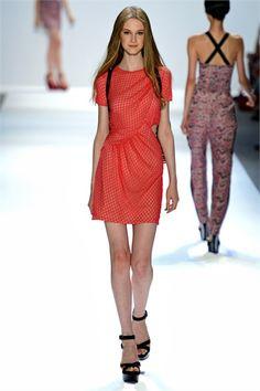 Sfilata Charlotte Ronson New York - Collezioni Primavera Estate 2013