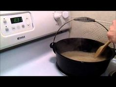 How To Cook Rice in Cast Iron Dutch Oven (YouTube video).