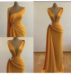 Need some latest styles? Here are some Latest lace asoebi Dresses and different types of fashion styles pictures for ladies you should try. Glam Dresses, Event Dresses, Couture Dresses, Pretty Dresses, Beautiful Dresses, African Fashion Dresses, Fashion Outfits, Fashion Styles, Orange Dress