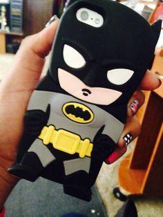 Batman iPhone case - iPhone Silicone Cases - iPhone Cases