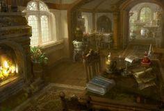 Дом Белой ведьмы