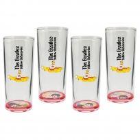 Beatles Yellow Submarine Drinking Glasses Set 4 Pc. 10 oz._D