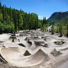 Queensland Dirt Jumps...How fun does this look!
